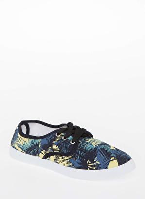 DeFacto Desenli Ayakkabı